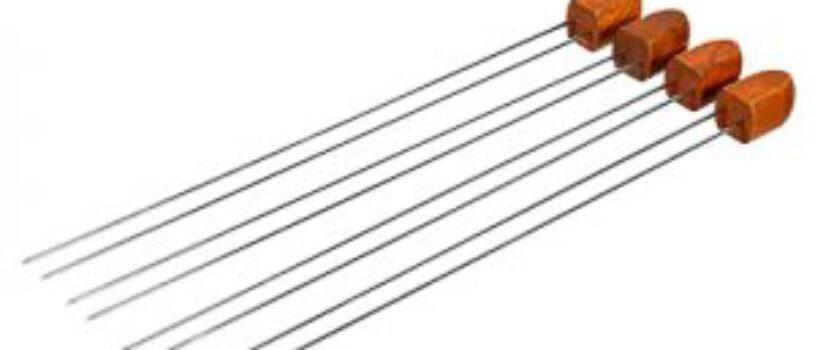 Набор двойных шампуров 4 шт