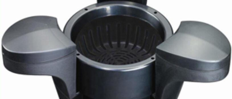 Автономный cкиммер для очистки водоема