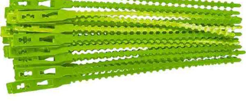 Подвязка для растений 13 см Palisad